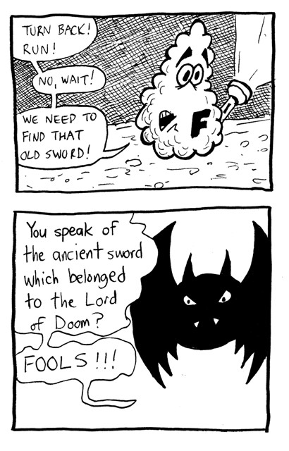 The Lord of Doom