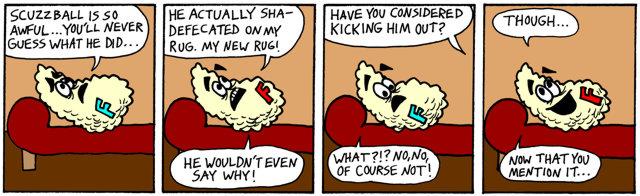 Fuzzball's Epiphany