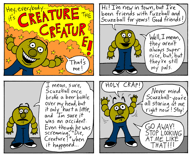 Meet Creature
